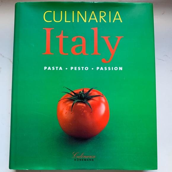Culinaria Italy : Pasta. Pesto. Passion